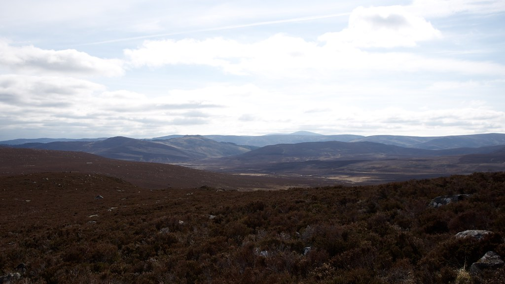 Headwaters of the Girnock