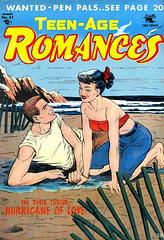 ... hurricane of love!