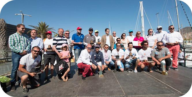 Dieselrec se proclama campeón absoluto de la regata Carburo de Plata