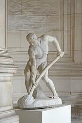 L'effort (Palais Galliera, Paris)