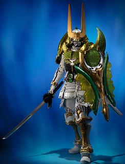 戰國的騎士第二彈!S.I.C. 假面騎士斬月 蜜瓜鎧甲 仮面ライダー斬月 メロンアームズ