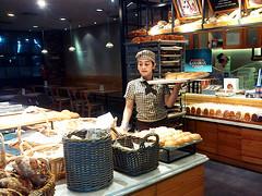 Bakery at Tous Les Jours Kota Kasablanka, Menteng Dalam, Tebet, Jakarta Selatan
