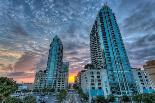 sunrise tampa florida element skypoint