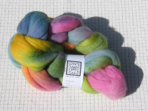 Gale's Art Polwarth roving