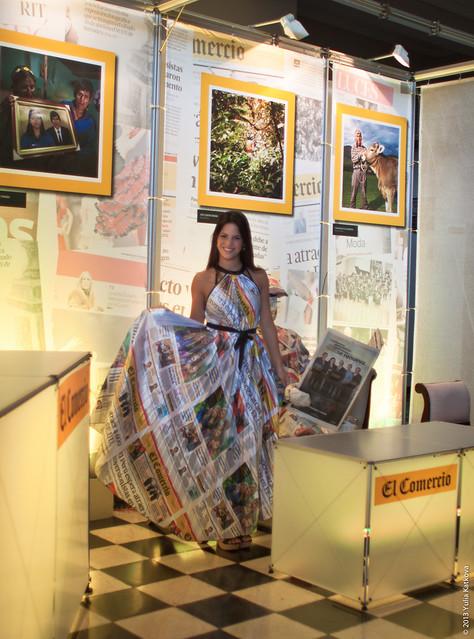 Stand El Comercio - ART Lima