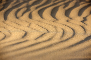Camber Sands Swirls