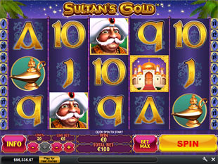 Sultan's Gold slot game online review