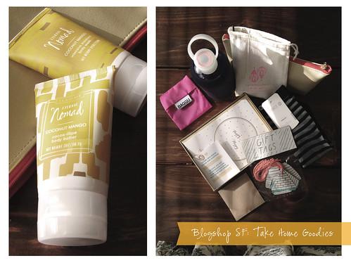 BlogshopSF Goody Bag