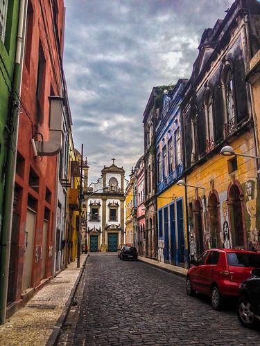 Paisagem do Recife Antigo