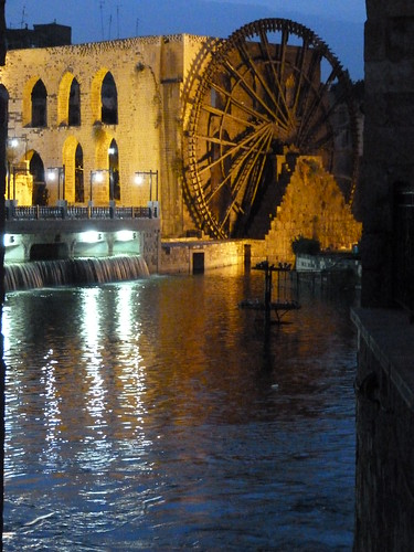moulin explore syria hama waterwheel noria سوريا syrie orontes حماة orontesriver loronte