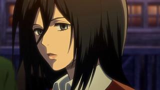 130527(3) - ミカサ・アッカーマン 12歲〔米卡莎·阿卡曼 @ 847年,Mikasa Ackerman @ age 12 / year 847〕