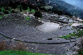Theater at Delphi