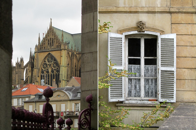 St Etienne and the window