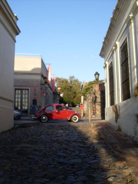 calles de colonia