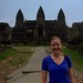 Molly at Angkor Wat East by loki687