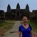 Molly at Angkor Wat East by loki687