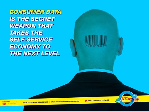 data is secret weapon