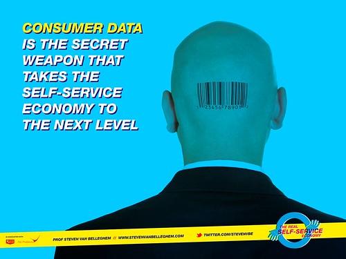 data is secret weapon