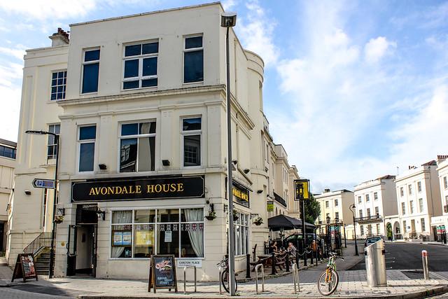 Avondale House de Southampton