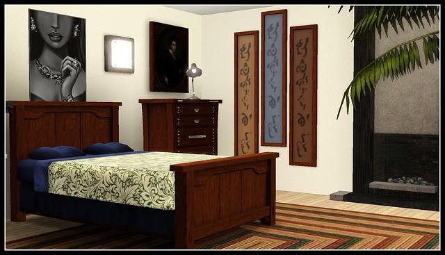 Loft - Bedroom 01