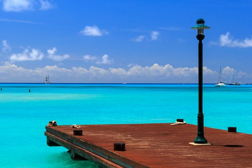 Sint Maarten Dock