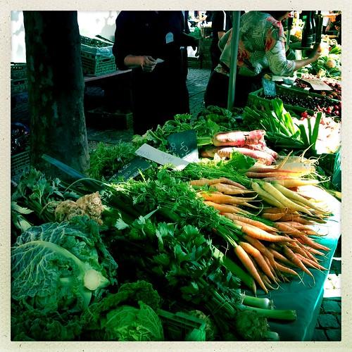Aarau market by Davide Restivo