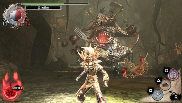 Soul Sacrifice - Screenshot 1