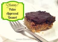 Paleo Dessert Recipe