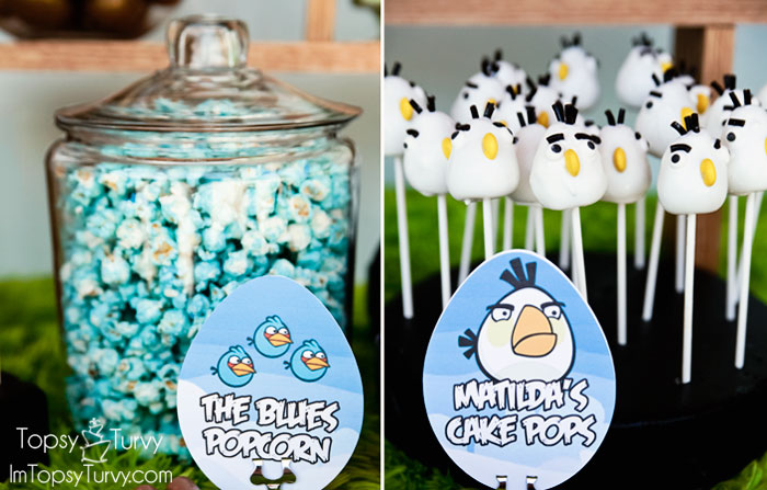 angry-birds-birthday-party-food-popcorn-cake-pops