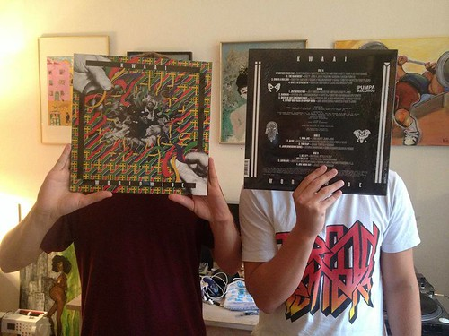 Vinyl-heads