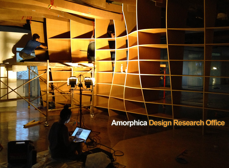 Amorphica Design Research Office - Universidad Iberoamericana