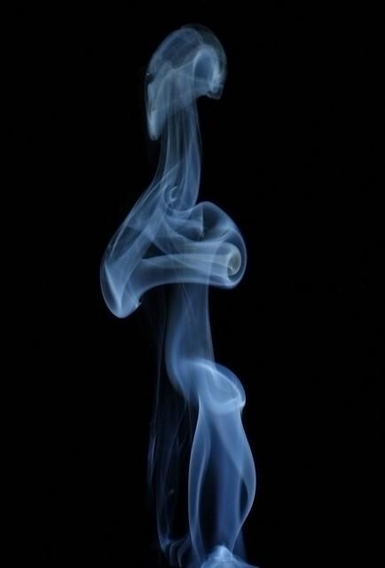 Smoke Art - Impatient