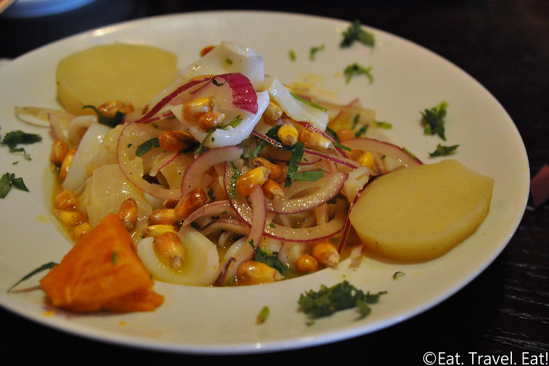 Inka Mama's- Santa Ana, CA: Ceviche Mixto