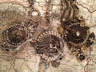 Steampunk Necklaces