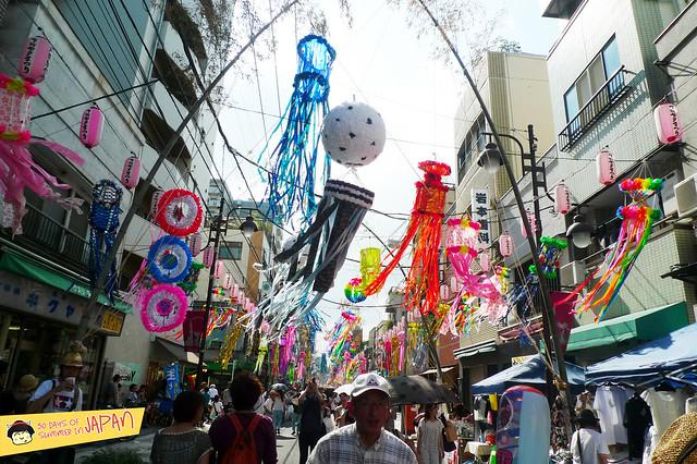 Shitamachi Tanabata Matsuri (2013) - summer street festival 8