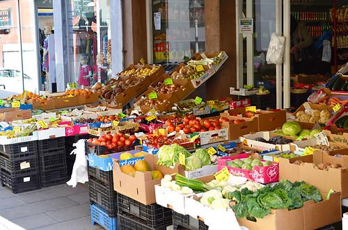 Greengrocer, Puerto de la Cruz, Tenerife