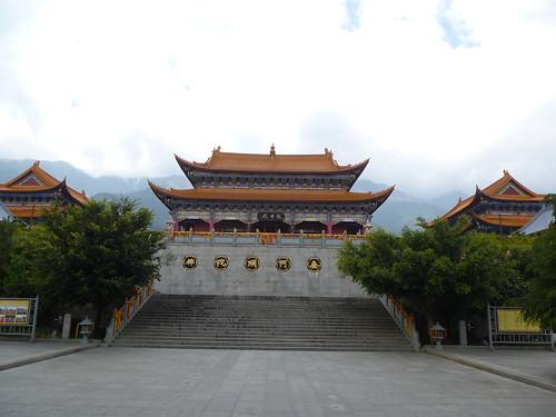 Yunnan13-Dali-7. Salle en 11 surfaces (2)