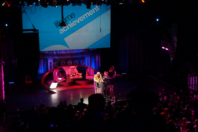 the Geekie Awards 2013