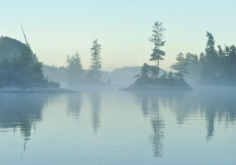 Yorston Lake Morning