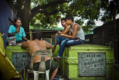 Cemetary North Manila