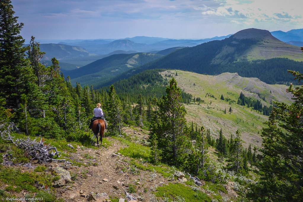 best adventures in canada high mountain riding