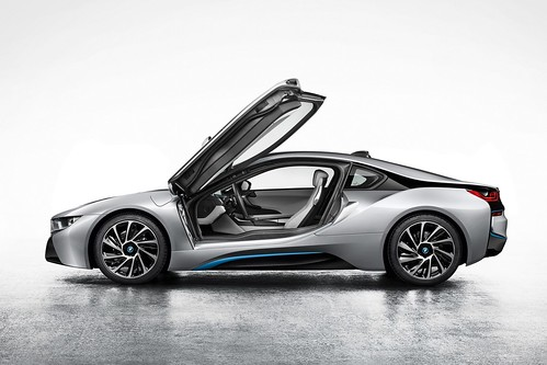 BMW i8 First official pictures