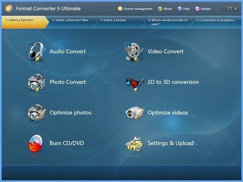 Format Converter 5 Ultimate 5.0.13.429 破解补丁