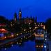 Rideau Canal at blue dusk by Yohsuke_NIKON_Japan