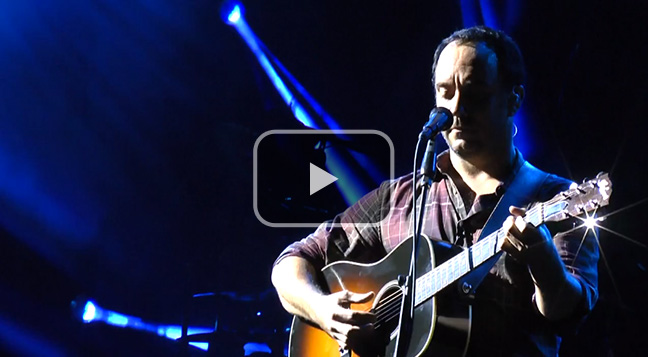 'The Space Between' - The Dave Matthews Band, The Gorge 31 August, 2012.
