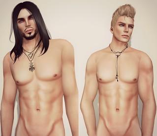 David & Lucius