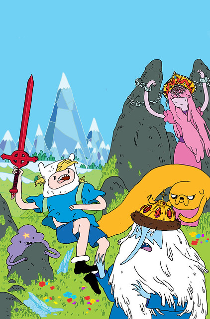 Adventure Time [russian mode]