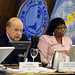 Secretary General Participates in Breakfast Meeting with Health Ministers from the Americas at PAHO