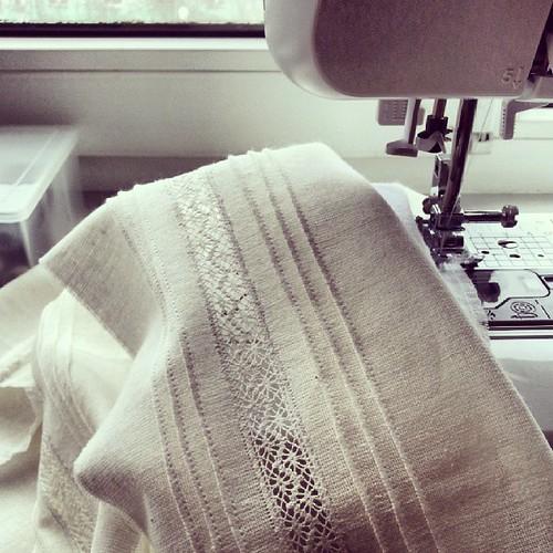 #крафтинг #кружево #шитьё #ремесло #sewing #needlework #рукоделие