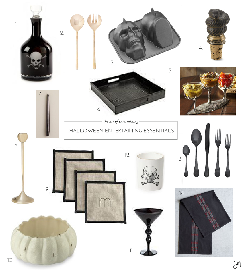 Julip Made Halloween entertaining essentials2